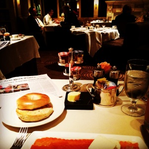 Breakfast @ The Carlyle
